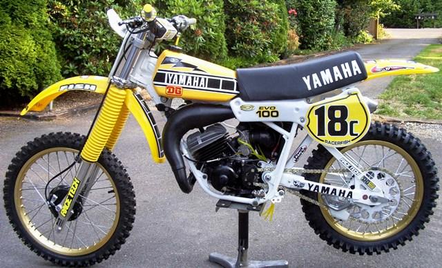 Yamaha YZ100