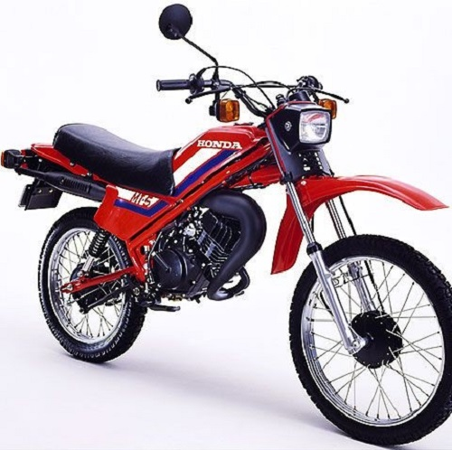 Honda Moped